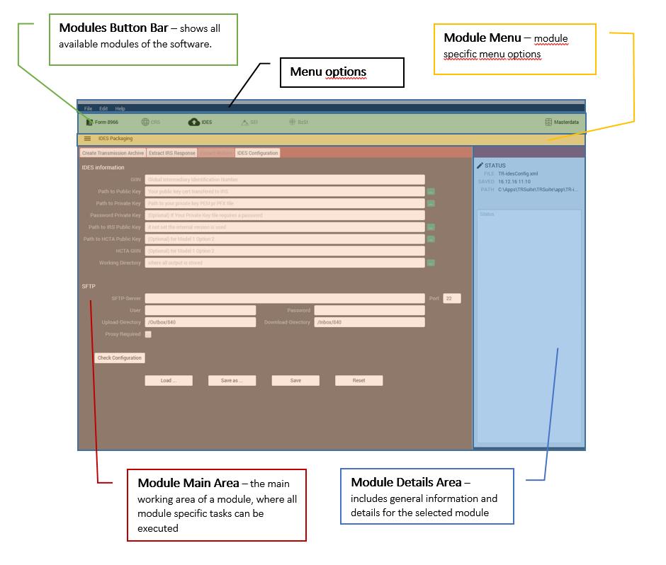 Trsuite Fatca Reporting Software